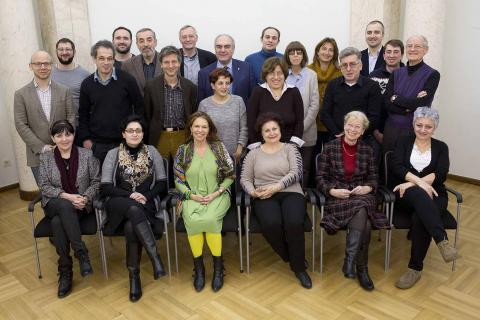 The Project Teams meet at CEU for the Concluding Workshop in November 2014
